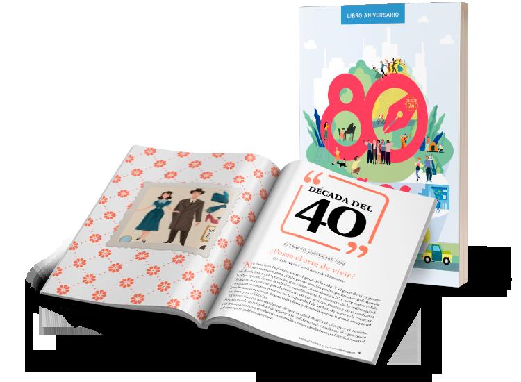 Libro 80 Aniversario Selecciones