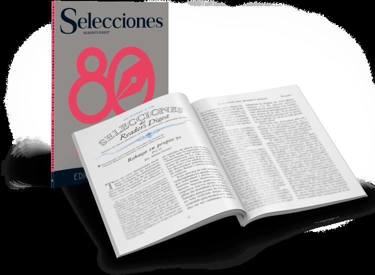 Revista 80 Aniversario Selecciones